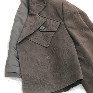 Ellen Tracy Crop Jacket